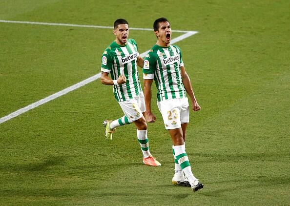 1-1 Betis real