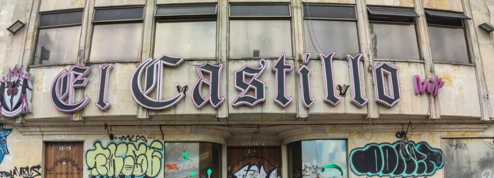 Prostíbulo El Castillo se transformó en un centro de artes para excluidos