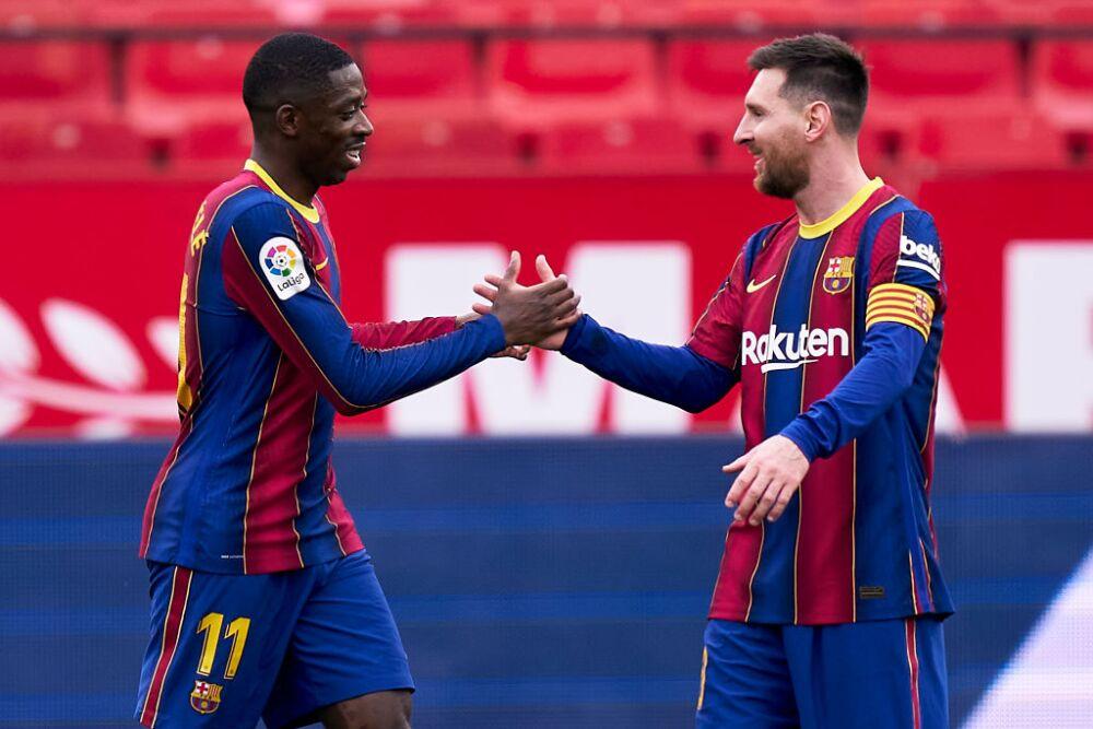 Sevilla FC v FC Barcelona