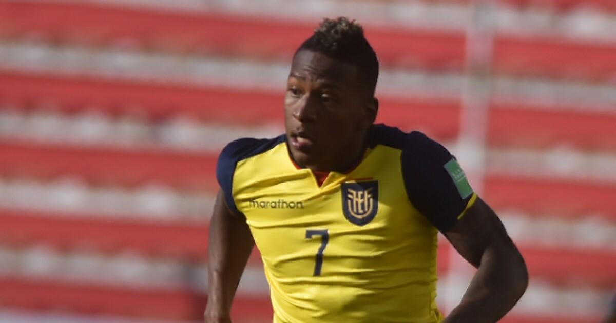 """Pervis Estupiñán: """"Colombia tiene buenos jugadores en ataque, pero haremos respetar la localía"""""""
