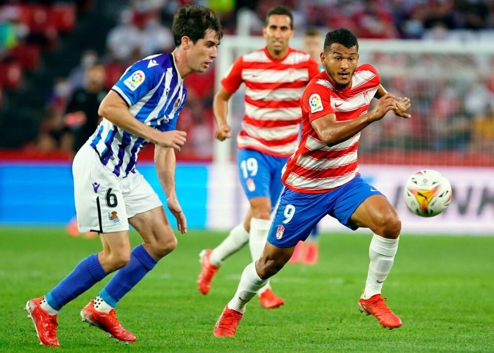 Luis Suárez del Granada contra Real Sociedad Foto GranadaCdeF.jpg