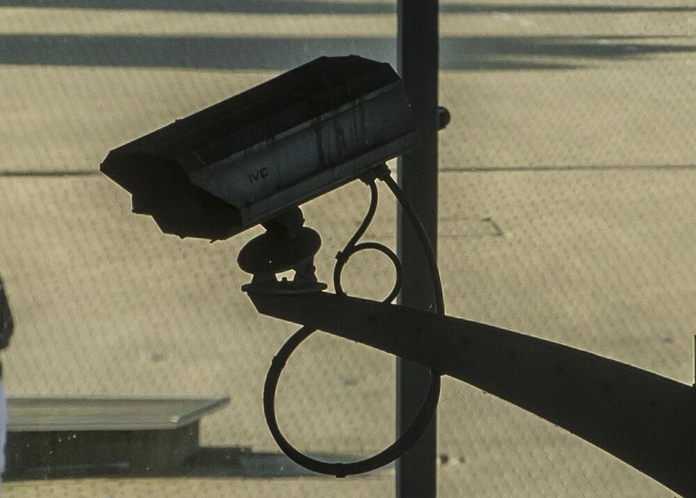 239816_BLU Radio. Cámara de seguridad - Foto: Referencia AFP