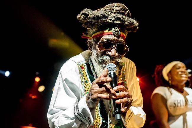 Bunny Wailer reggae