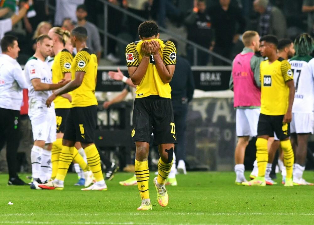 Borussia Dortmund cayó con el Gladbach Foto AFP.jpg