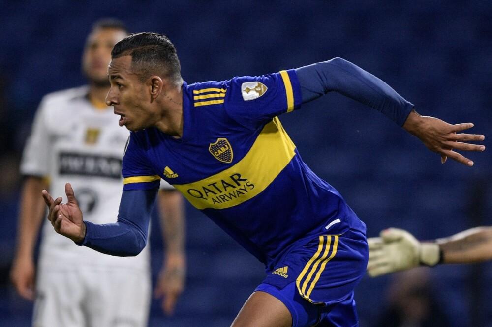 Sebastián Villa, jugador colombiano. Getty Images.jpeg