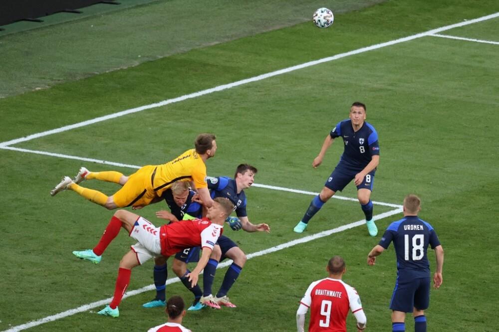 Dinamarca vs. Finlandia