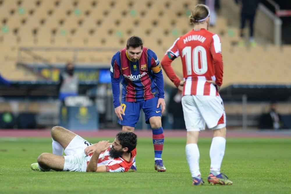 Lionel Messi, Barcelona vs Athletic Bilbao