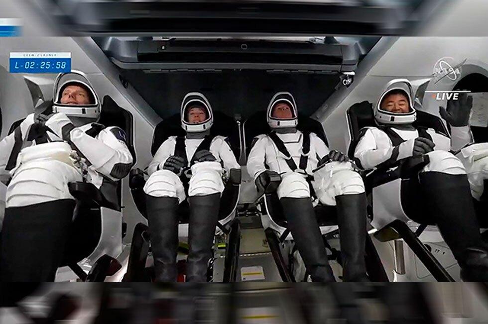 SpaceX, tercera misión