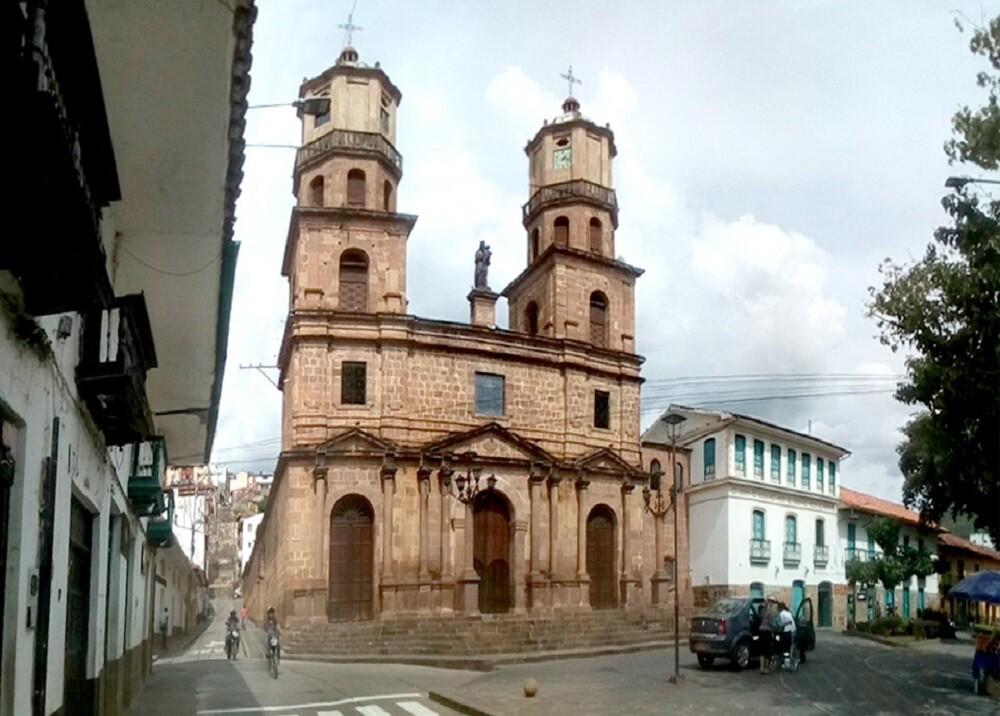 369476_BLU Radio: Catedral de San Gil.Foto: Suministrada