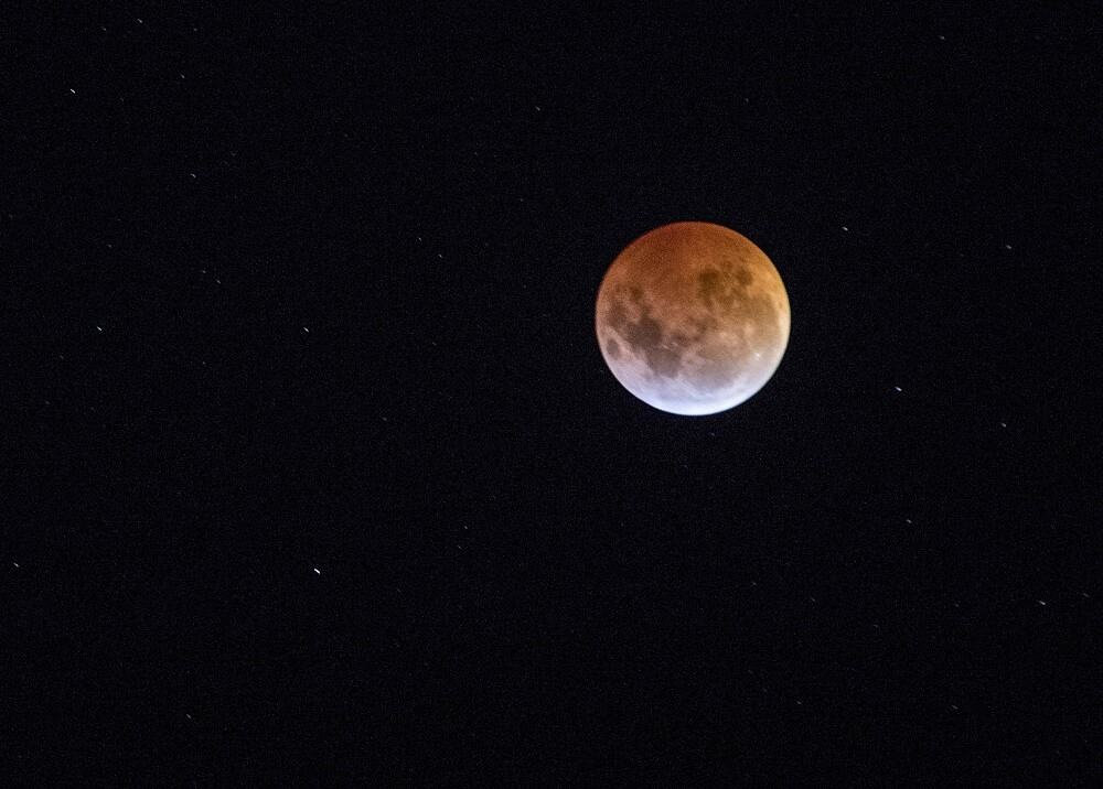 325304_Blu Radio. Eclipse. Foto: AFP