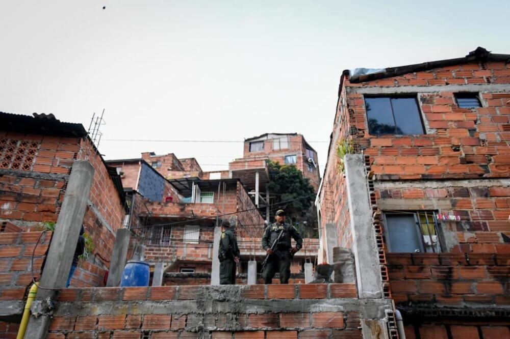 356396_Operativo Comuna 13 de Medellín // Foto: Alcaldía de Medellín