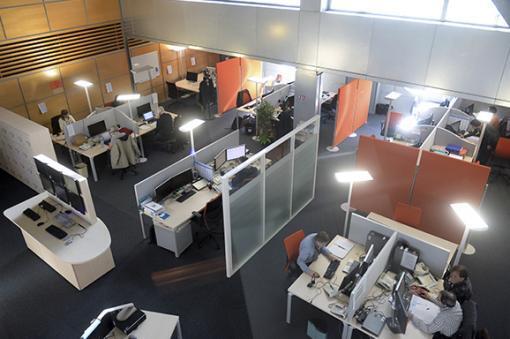 21292_Oficinas de trabajo // Foto: AFP