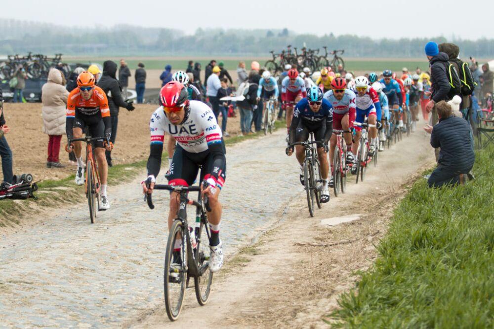 Paris-Roubaix-Race