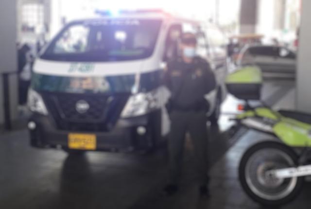 crimen de un hombre en San Cristóbal, corregimiento de Medellín.