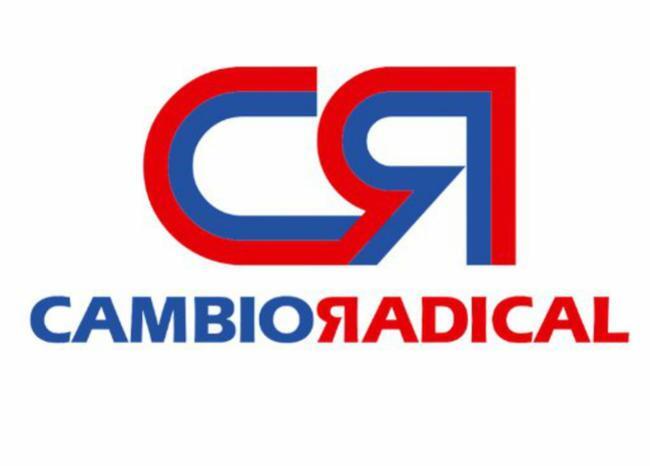 302440_Blu Radio/Logo partido Cambio Radical. Foto: Twitter