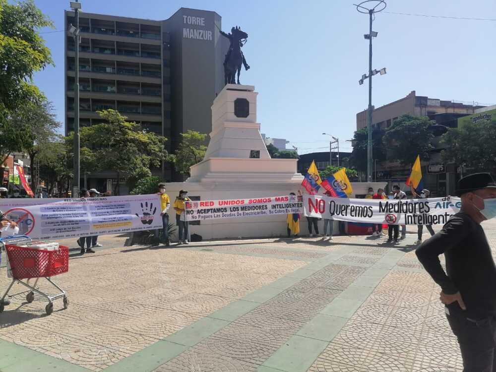 Protestas 20 de julio