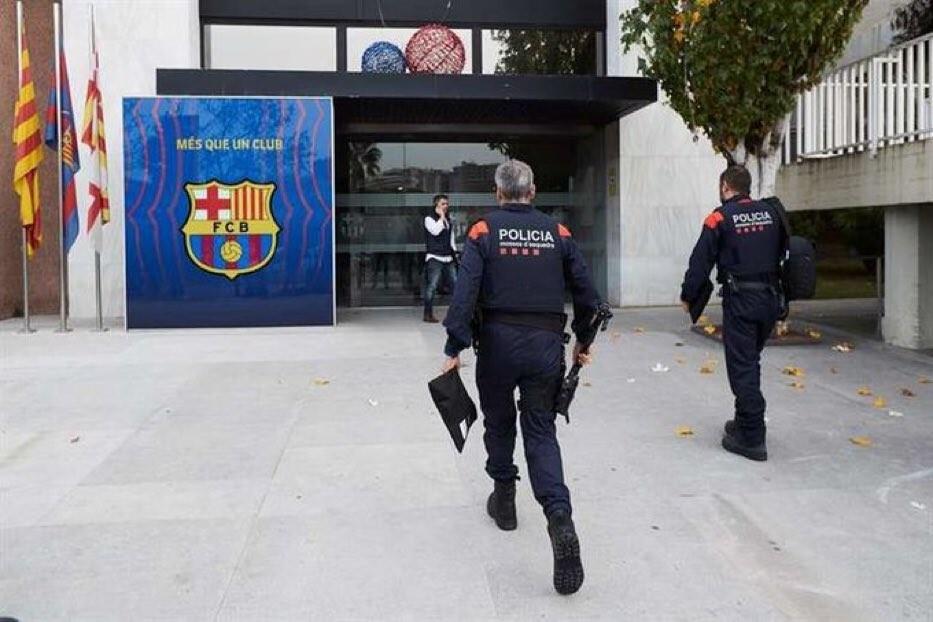 Registro al FC Barcelona