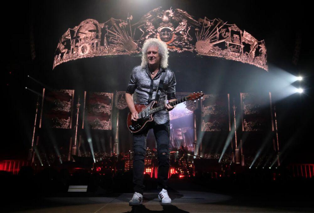 Queen In Concert - Los Angeles, CA
