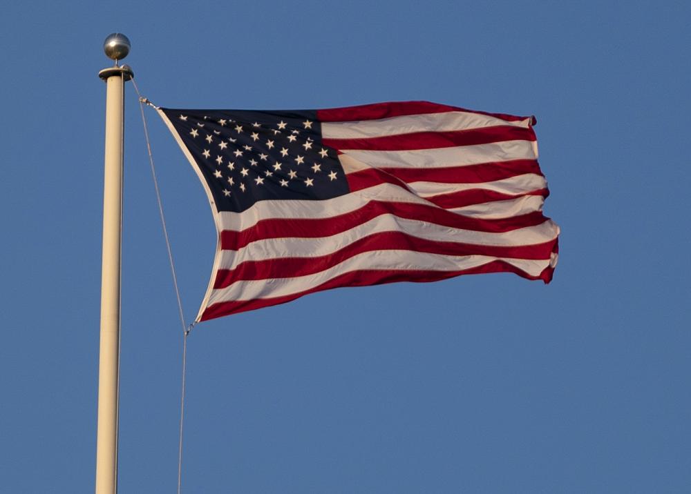 352135_BLU Radio. Bandera de Estados Unidos // Foto: AFP
