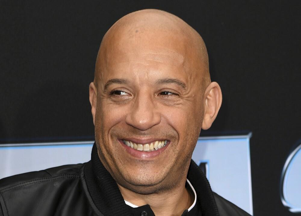 20050_Vin Diesel / Foto: AFP