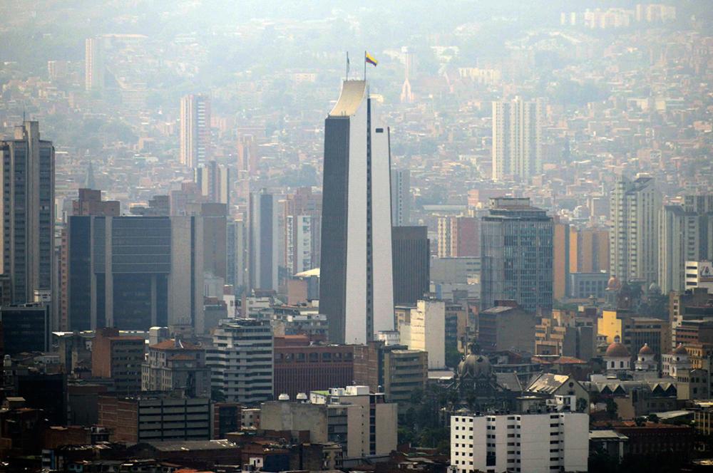 280926_BLU Radio. Medellín / Foto: AFP