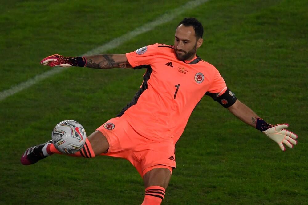 David Ospina, portero de la Selección Colombia. AFP.jpg