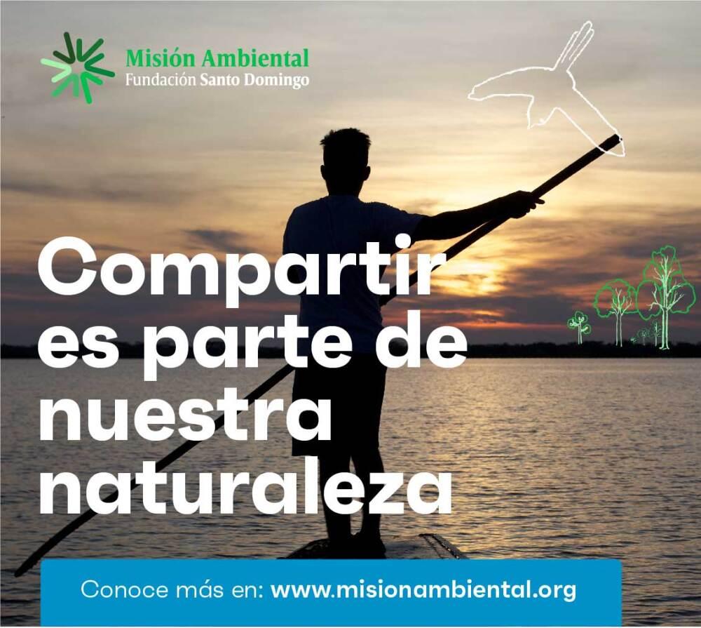 Fundación Santo Domingo abre convocatoria 'Misión Ambiental'