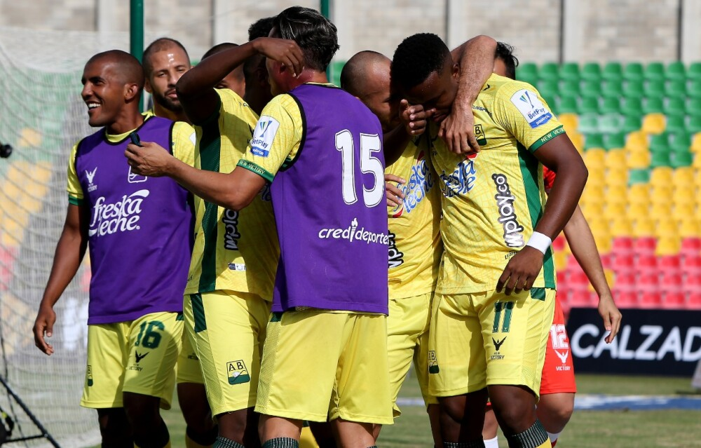Bucaramanga vs. Pereira – Liga BetPlay 2021 – Fecha 7