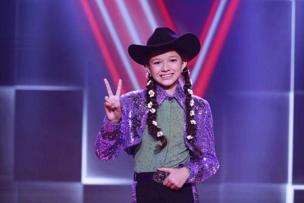 María Liz es ganadora de la quinta temporada de La Voz Kids.