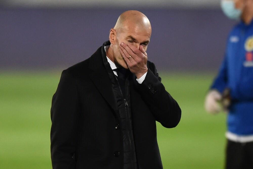Zinedine Zidane Real Madrid 031220 Getty Images E.jpg
