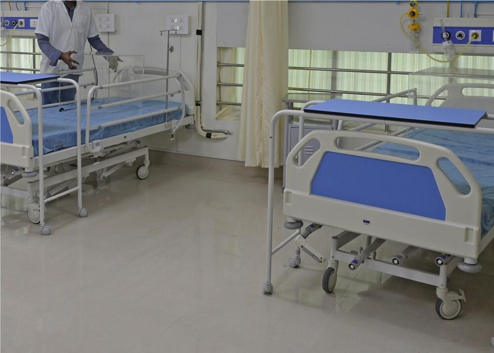 368956_Hospital // Foto: Referencia AFP