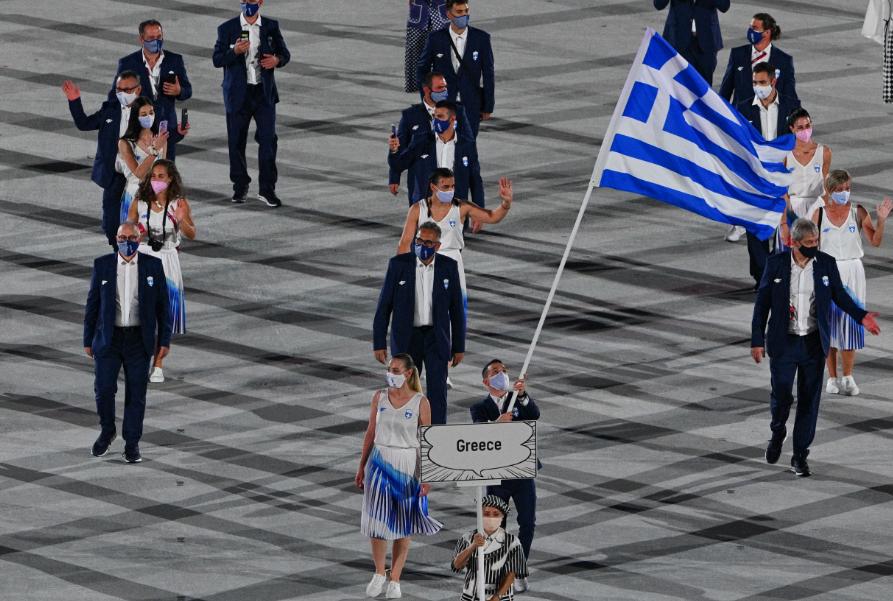Grecia-Olimpicos