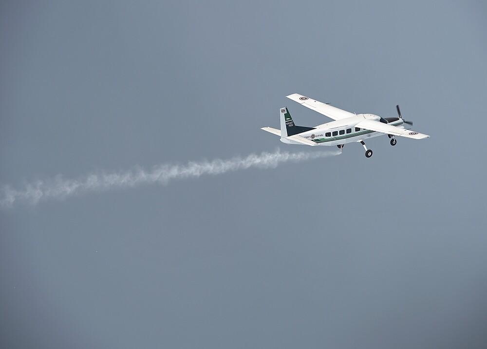 217183_BLU Radio. Avioneta / Foto: Referencia AFP