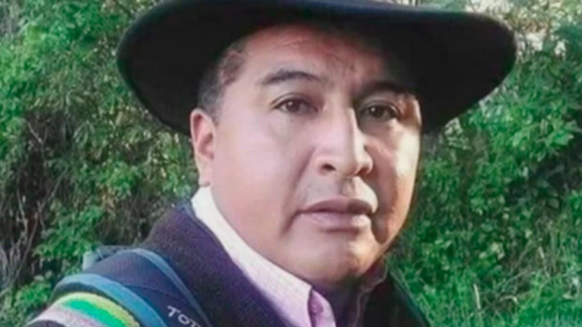 Sin pistas sobre asesino de líder indígena colombiano