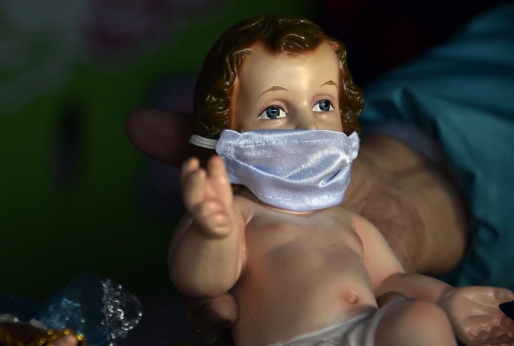 Pandemia en Navidad