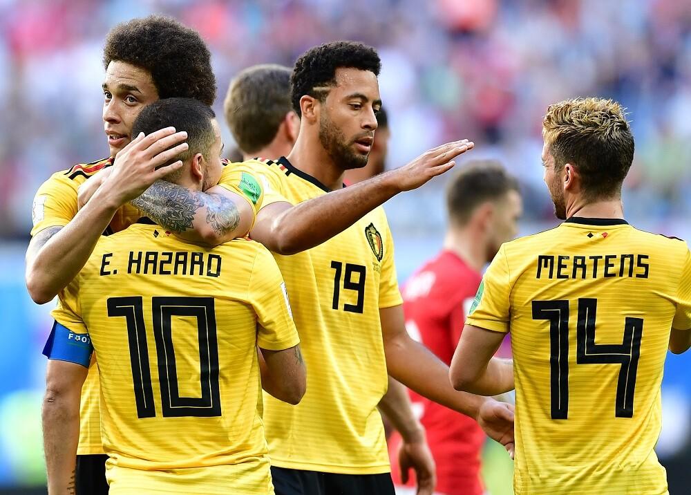 311063_BLU Radio. Bélgica vs. Inglaterra, Mundial de Rusia 2018 / Foto: AFP.