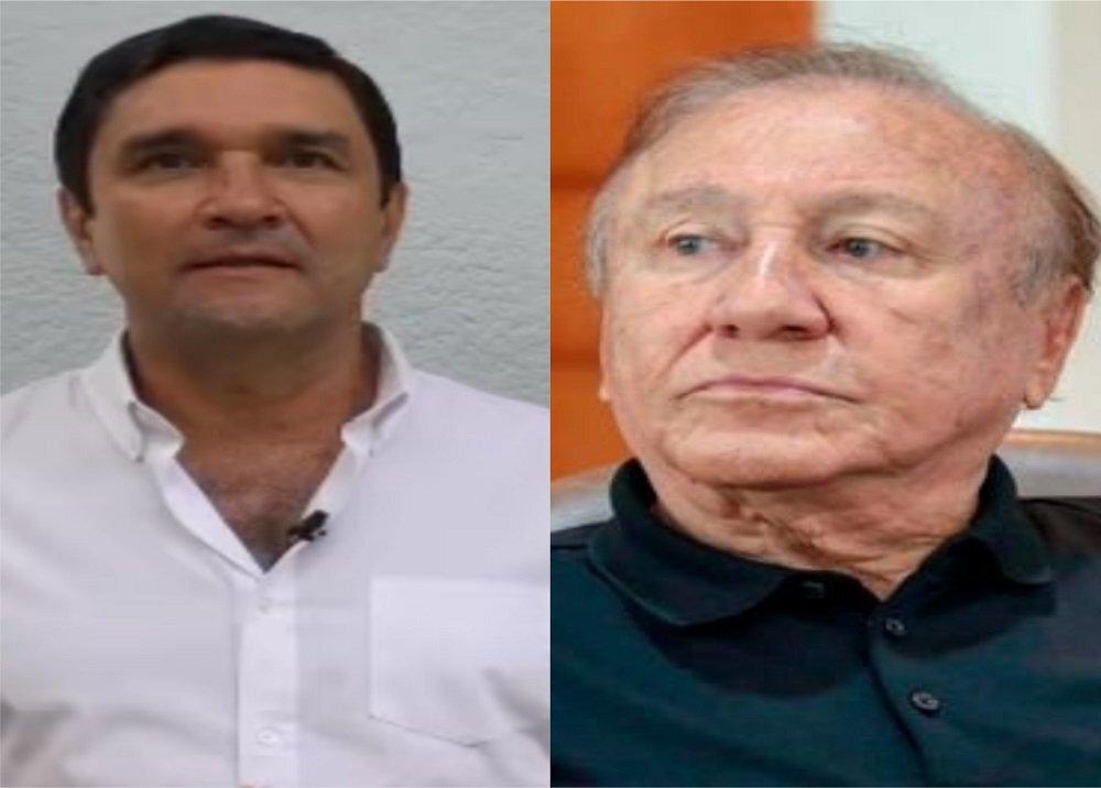 376352_BLU Radio. Rodolfo Hernández y Juan Carlos Cárdenas / Foto:Suministrada