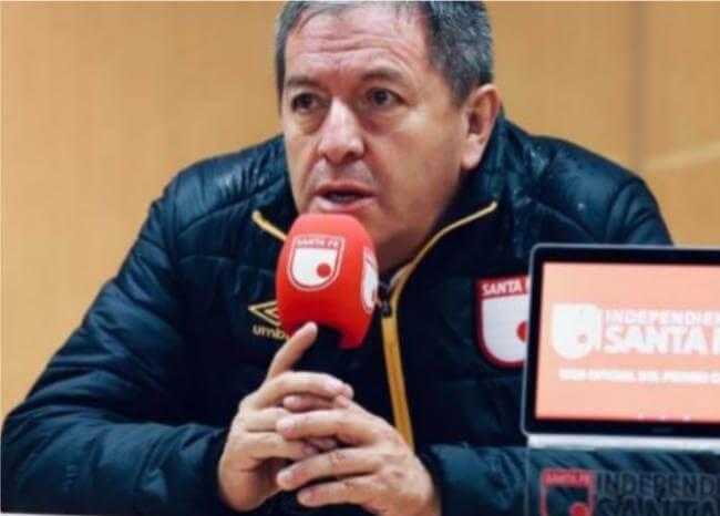 370538_Eduardo Méndez // Foto: independientesantafe.com
