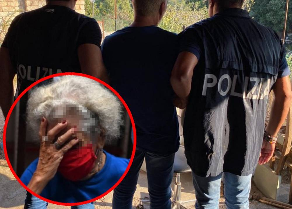 Abuela ayudó a desarticular red de la mafia en Italia