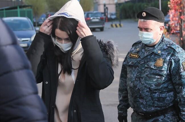 Maria Khachaturyan, la menor de las hermanas acusadas de matar a su padre