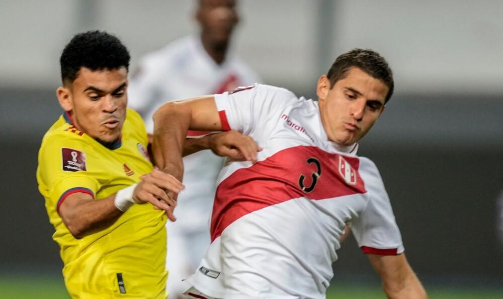 Luis Díaz, jugador de la Selección Colombia. AFP (1).jpg