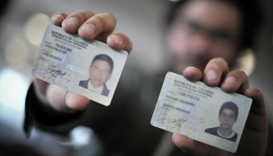 Cedula de ciudadanía
