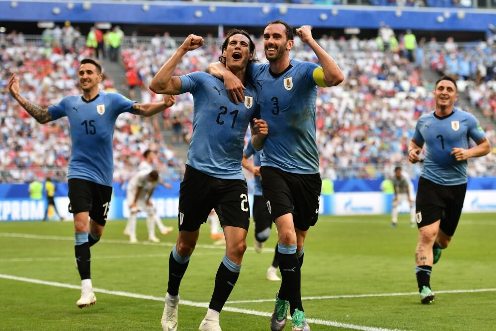 Selección uruguaya - AFP