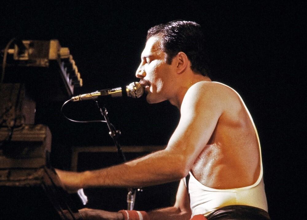 342922_BLU Radio. Freddie Mercury // Foto: AFP