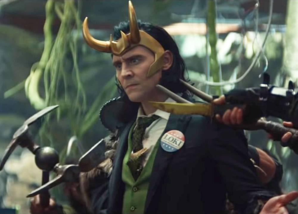 Tráiler oficial de 'Loki', serie de Marvel Studios