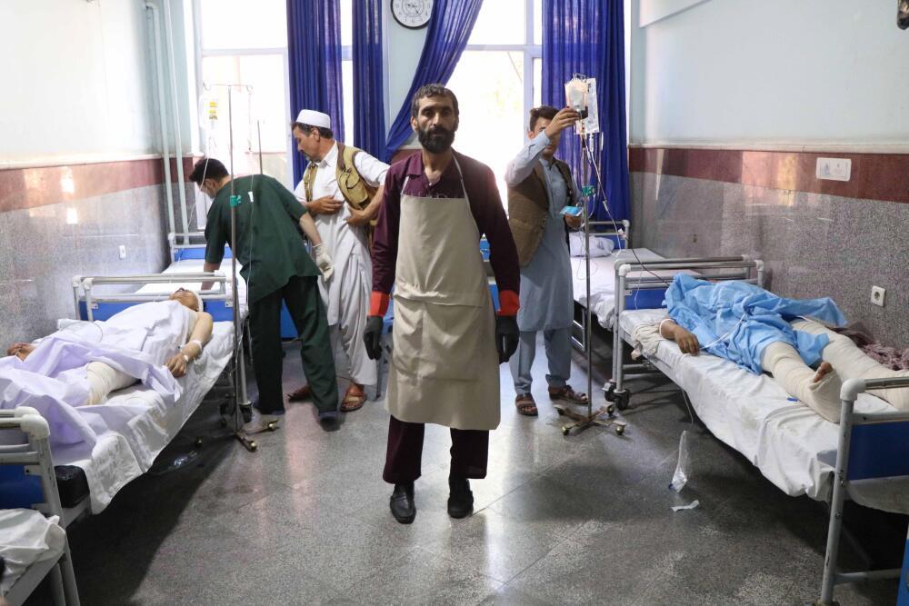339990_Atentado en Afganistán - Foto: EFE