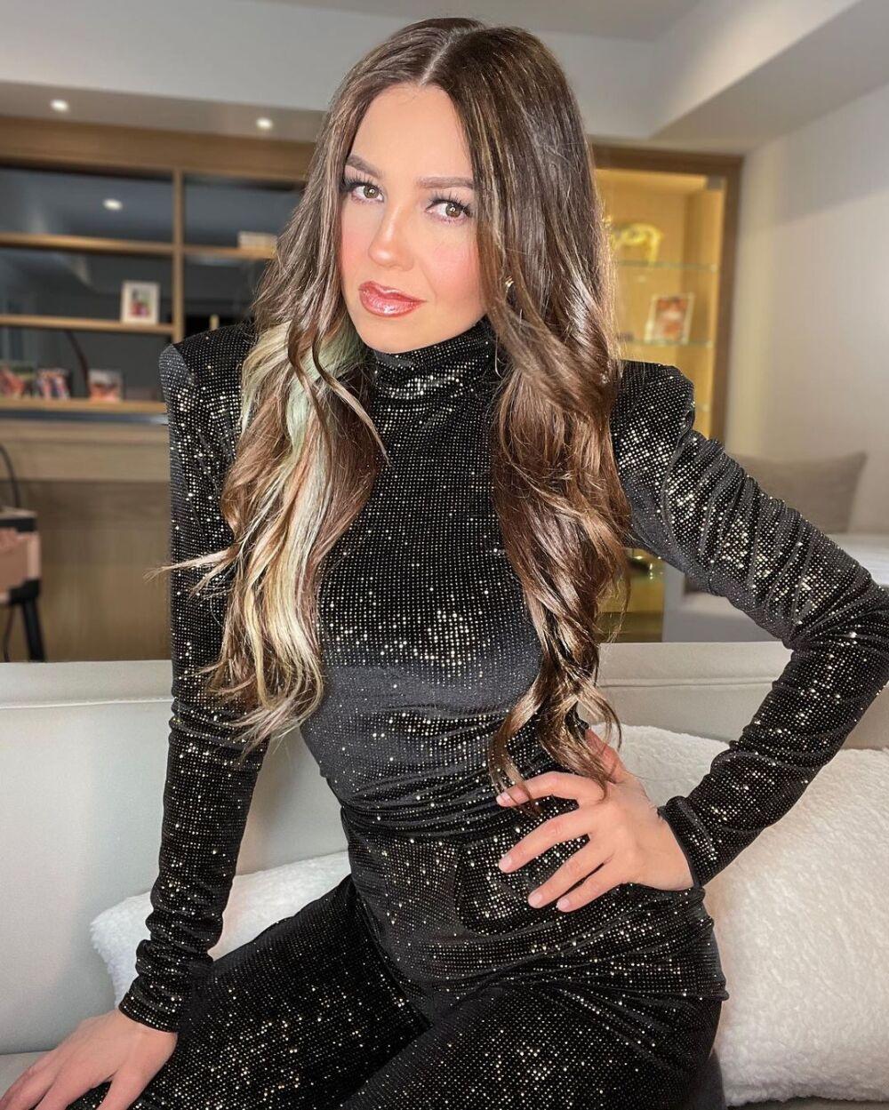 Thalía cantante mexicana