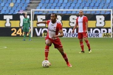 Michael Chacón. Foto: Twitter @FC_Emmen