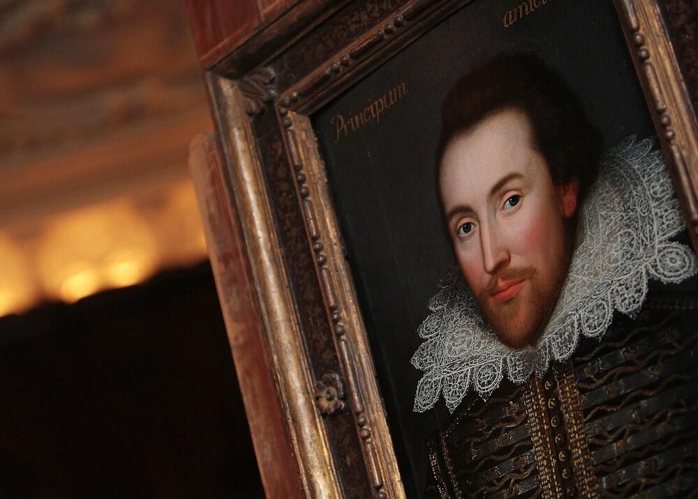 335467_BLU Radio. William Shakespeare // Foto: AFP