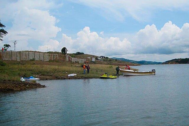 Joven caleño de 23 años se ahogó en el Lago Calima